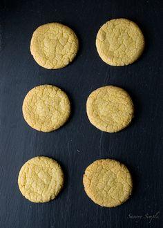 Momofuku Milk Bar's Corn Cookies - Savory Simple