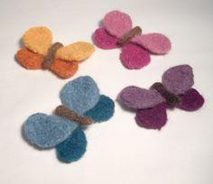 knitting pattern for butterflies