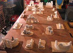 Hirst+Arts+Sci-Fi+Terrain | Pirate Castle At Play: