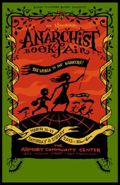 Yearly Bay Area book fair