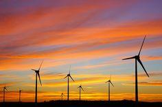 australia, wind farm