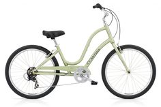 Someday I will have a bike that I can pedal comfortably and still reach the ground. Someday.