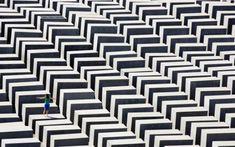 The Berlin Holocaust Memorial (Berlin, 2004) / Peter Eisenman