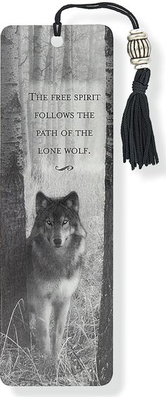 Wolf Beaded Bookmark: Peter Pauper Press: 9781593593285: Amazon.com: Books