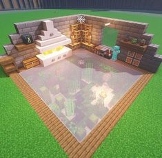 minecraft ideas survival / minecraft ideas & minecraft ideas houses & minecraft ideas furniture & minecraft ideas to build & minecraft ideas survival & minecraft ideas town & minecraft ideas houses easy & minecraft ideas furniture bedrooms Minecraft Farmen, Villa Minecraft, Cute Minecraft Houses, Amazing Minecraft, Minecraft Houses Blueprints, Minecraft House Designs, Minecraft Survival, Minecraft Tutorial, Minecraft Architecture