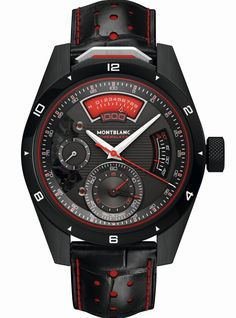Montblanc TimeWalker Chronograph 1000 Limited Edition