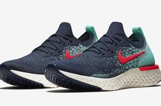 new concept 3af74 4ffb5 The Nike Epic React Flyknit Drops In New Men And Women Colorways
