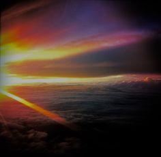 Régis Cariou - Sky & Fire