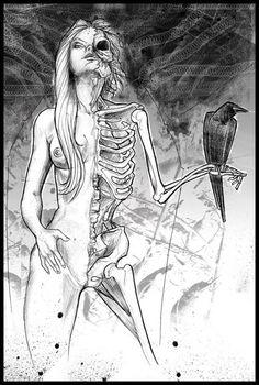 Love of the Goddess: Hel, Norse Queen of the Underworld and the youngest child of Loki Loki, Thor, Hel Goddess, Celtic Goddess, Ragnarok Movie, Symbole Viking, Asatru, Norse Mythology, Gods And Goddesses