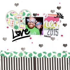 Layout: hey 2015 || HappyGRL