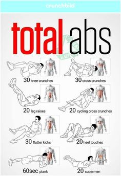 fat burning workout,exercise for belly fat flat tummy,tummy workout,slim down 5 Minute Abs Workout, Total Ab Workout, Total Abs, Tummy Workout, Belly Fat Workout, Ab Workouts, Belly Exercises For Women, Arm Fat Exercises, Best Abdominal Exercises