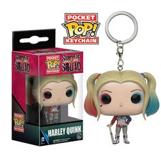 Pocket Pop! Keychain: Suicide Squad - Harley Quinn