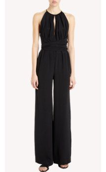 L'Agence Keyhole Cummerbund Pantsuit... i wear one-zs alll the time!