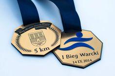 Medale I Bieg Warcki