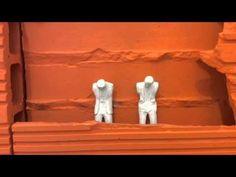 Explicación  de los viajes de Gulliver por Isabel Corrales