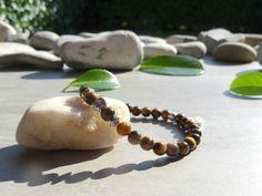Bracelet protection en oeil de tigre-bijou bohème chic-bijou zen-bracelet…