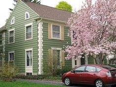 Great Barrington Green Benjamin Moore For The Home Pinterest Paint Green And Exterior Paint