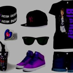 Justin Biber outfit