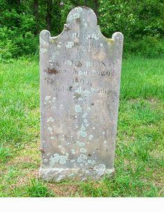 Western Kentucky Genealogy Blog: Tombstone Tuesday - John Flint #genealogy