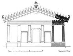 Temple of Jupiter Capitolinus - c. 6th c BC