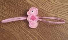 Seahorse Headband by FlutteringBoutique on Etsy