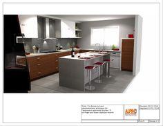 Logiciel 3D Kitchen Design  Cuisine Alpin Concept 3D  3D Concept Alluring Kitchen Design Concept Decorating Design