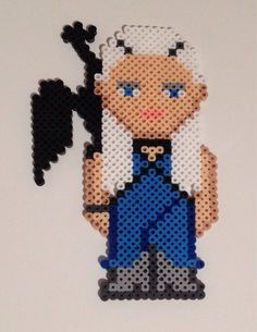 kenny rogers perler bead - Google Search