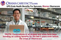 Affordable Healthcare Act truths.