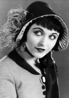 Pola Negri, 1925 (1897-1987). Polish stage and film actress who achieved worldwide fame during the silent and golden eras of Hollywood and European film for her tragedienne and femme fatale roles. She was the first European film star to be invited to Hollywood, and become one of the most popular actresses in American silent film.