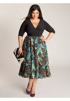 Plus Size Natasha Dress image