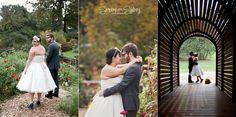 Matt & Dakota: Wedding at Tyler Arboretum | Simmone von Sydney Photography