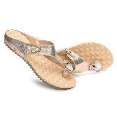 Strass Boucle Flip Toe Clip Confortable Flops Sandales Plates b9xZjKbUD