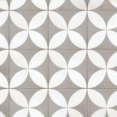 Textures Texture seamless | Cement concrete tile texture seamless 16829 | Textures - ARCHITECTURE - TILES INTERIOR - Cement - Encaustic - Cement | Sketchuptexture