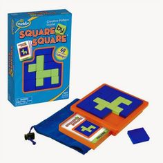 Great Square by Square review by Mommy Summers!!
