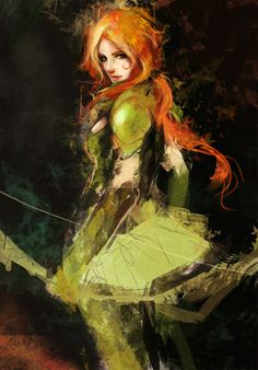Windrunner by muju.