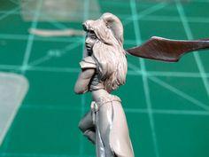 Patrick Keith: Sculpting - Hair