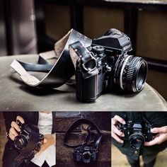 Some Nikon F3 love today! Several of our initial strap designs too. What a legendary camera. A perfect pairing with our straps.