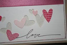 Wedding card by Chaosmanagerin - Cards and Paper Crafts at Splitcoaststampers