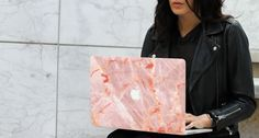 Marble MacBook Skins, decals, and cases at UNIQFIND