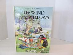 The Wind In The Willows by Kenneth Grahame by CellarDeals on Etsy