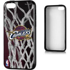 Cleveland Cavaliers Net Design Apple iPhone 5C Bumper Case by Keyscaper