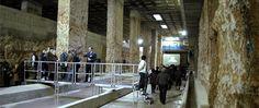 Visitas guiadas a la red de alcantarillado de Barcelona y depósito de contención de aguas pluviales.  http://bcasa.es/ESP/visitas.asp