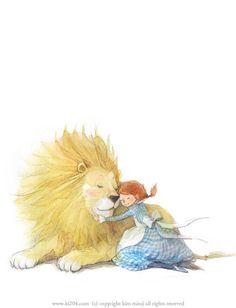 Airy-Fairy Illustrations for Children's Books by Kim Minji – Bookmarin  #illustration #books