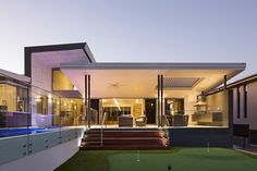 The Golf House - Picture gallery