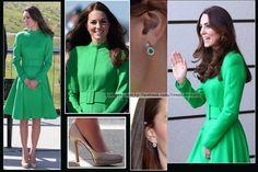 Duchess Catherine / Kate Middleton style, Australia tour 2014
