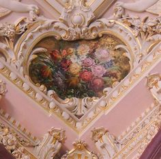My little Boudoir, my inspirations of rococo, baroque, century, Marie Antoinette life and some fews things not so historical Baroque Architecture, Beautiful Architecture, Classic Architecture, Marie Antoinette, Art Vintage, Vintage Stuff, Renaissance Art, Aesthetic Art, Pretty In Pink