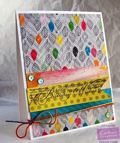 Jazzy Paper Designs: Birthday Wishes