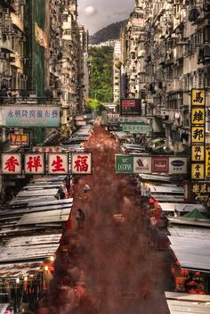 The Big Rush – Hong Kong City Movement – Long Exposure Photography by Brian Yen (12 Pictures)