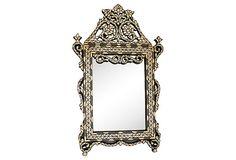 Mother-of-Pearl Mirror on OneKingsLane.com