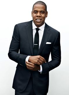 Jay z.  He's not very physically attractive to me, but I do like him a lot.